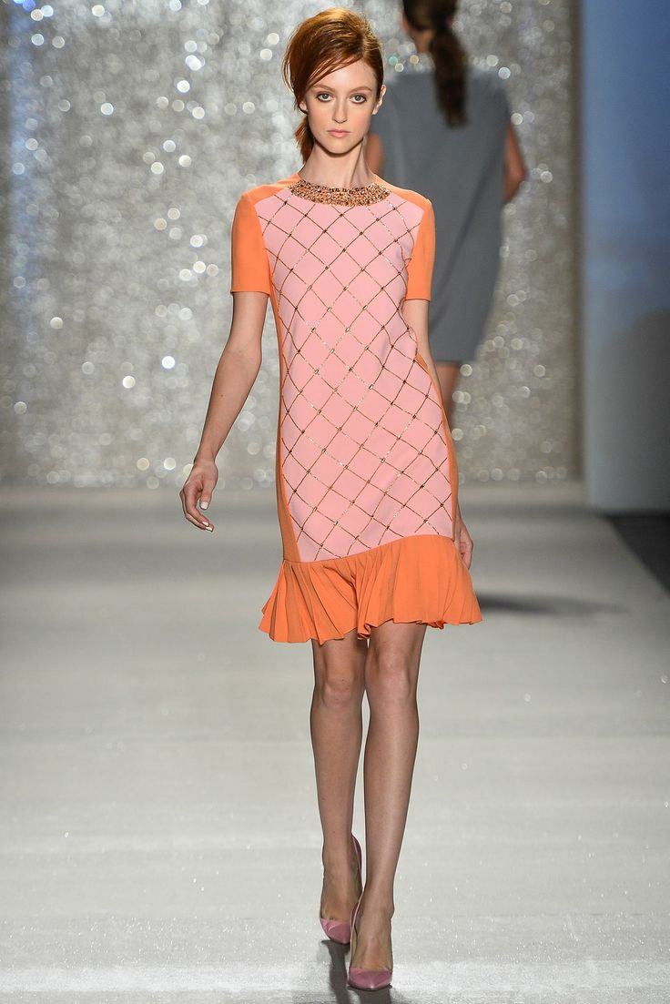 Pamella Roland Spring 2014 Ready-to-Wear Fashion Show