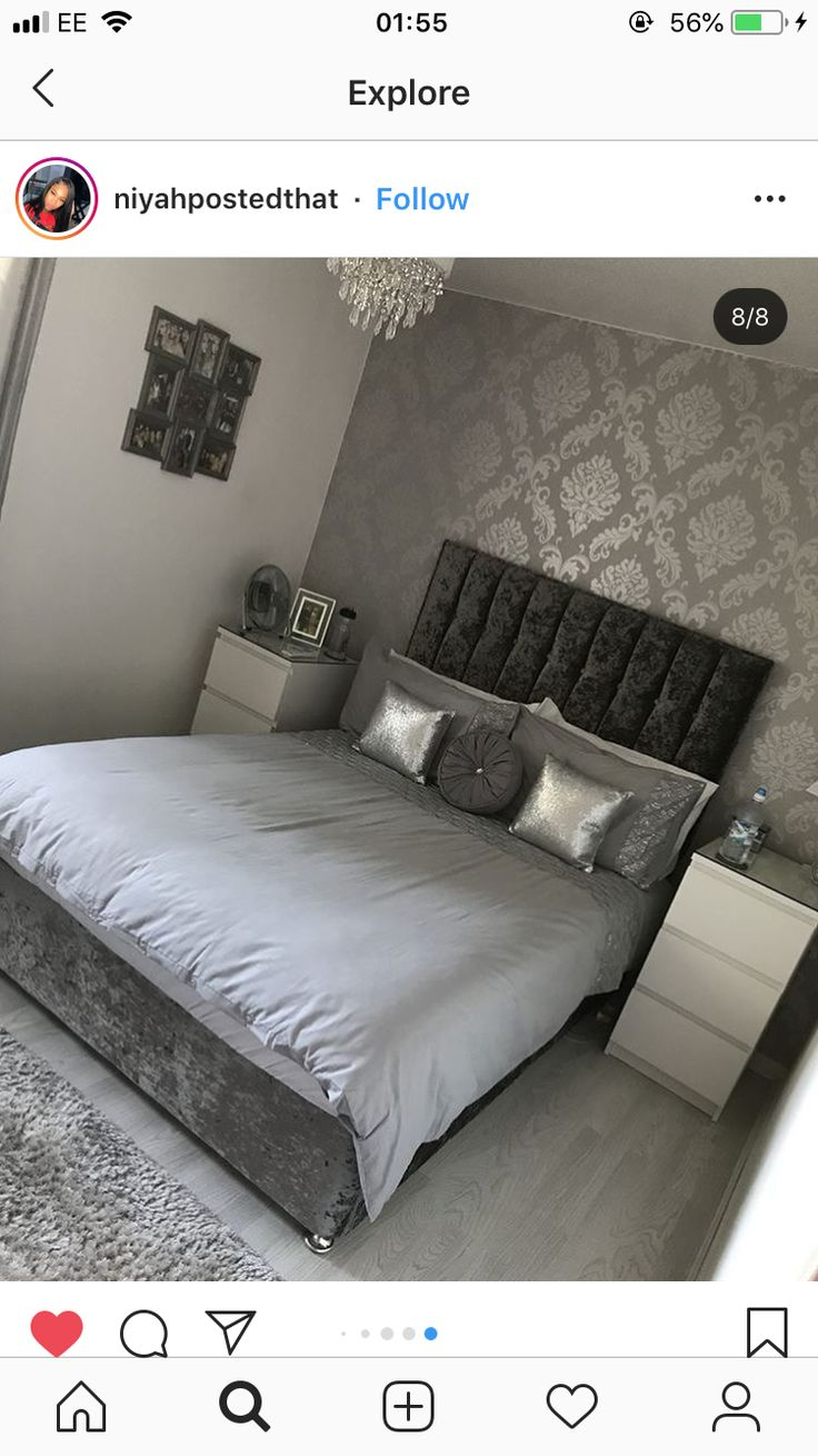 Pin By Aaliyah Jade On Bedrooms In 2019 Bedroom Decor
