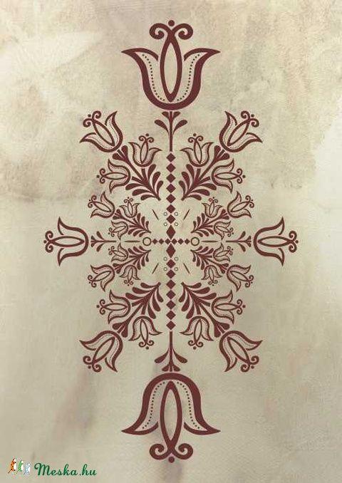 Meska - Grafika- nyomat Kiokumitsu kézművestől