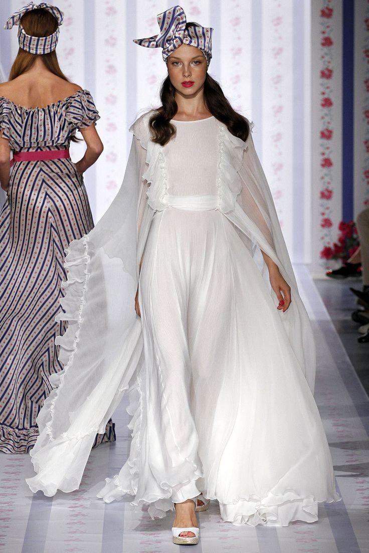 Luisa Beccaria Spring 2013 Ready-to-Wear Fashion Show