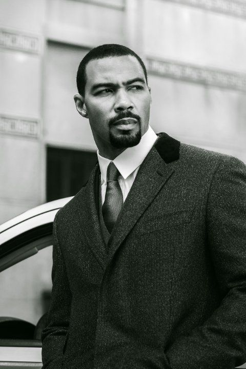 Omari Hardwick Power Suit 15 best images about j...