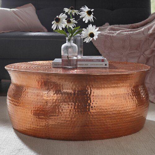 Dash Coffee Table Kupfer Couchtisch Couchtisch Couchtisch Design
