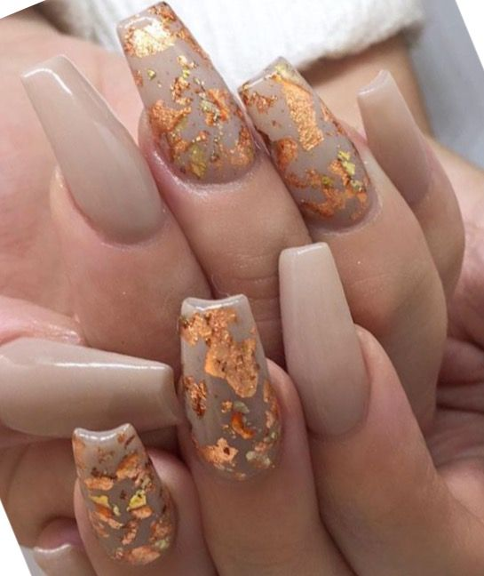 93 best fall nails images on Pinterest | Fall nails, Autumn nails ...