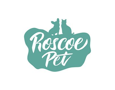 #pet #dog #cat #logo #lettering #wacom #designthinking #graphicdesign #inspiration #branding #identity