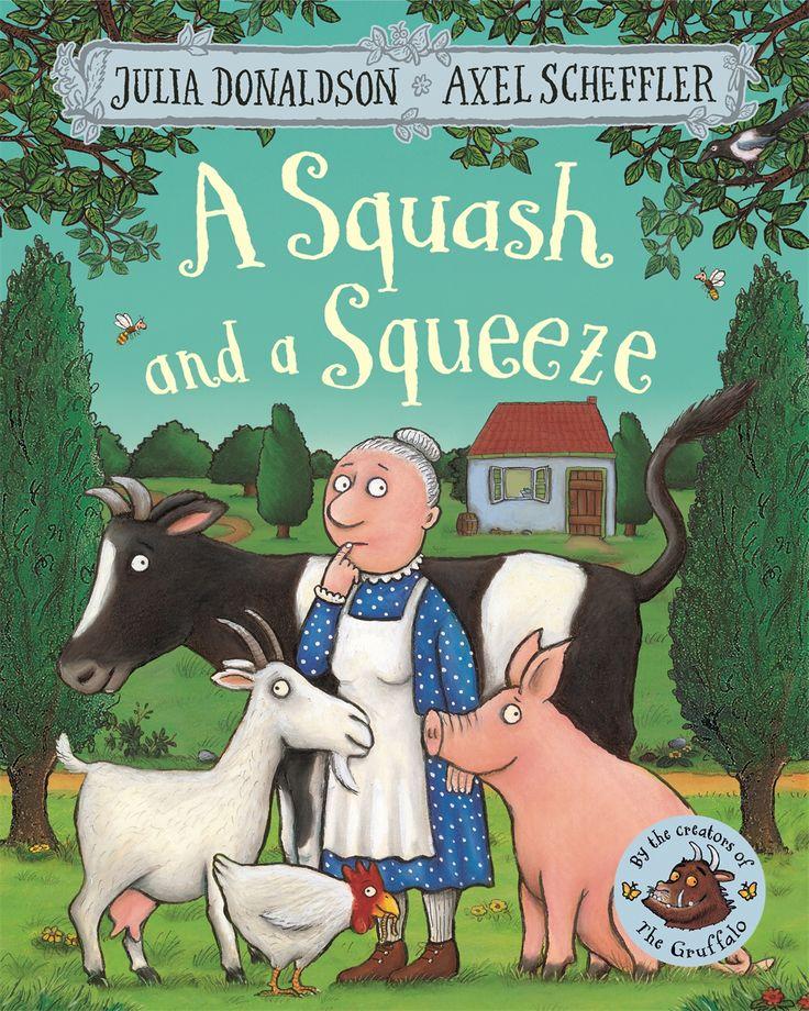 Our favourite books - Julia Donaldson