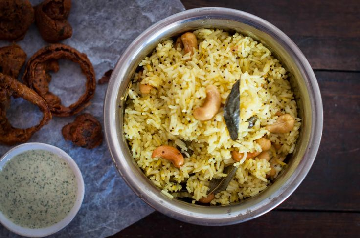 How to make Lemon Pilau Rice