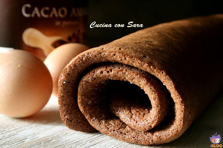 pasta biscotto al cacao /CUCINA CON SARA