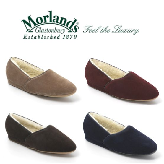 Both comfortable and flattering, the Dunbar are the ideal slippers! Which colour is your favourite?