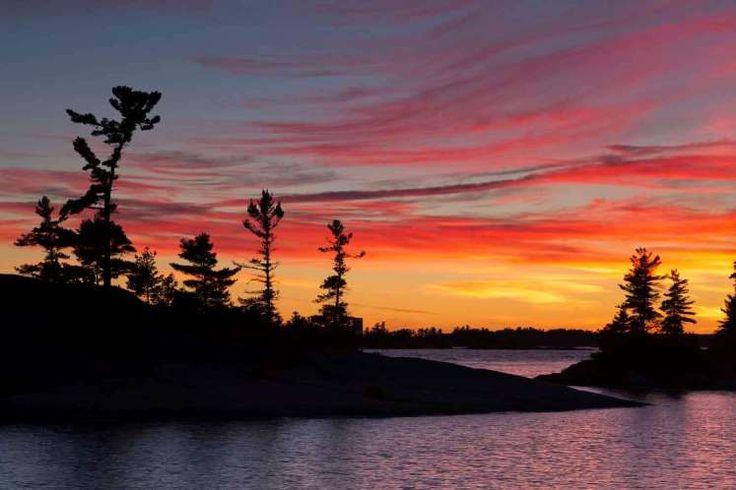 Georgian Bay Islands National Park (Ontario) (© Parks Canada/Ethan Meleg)