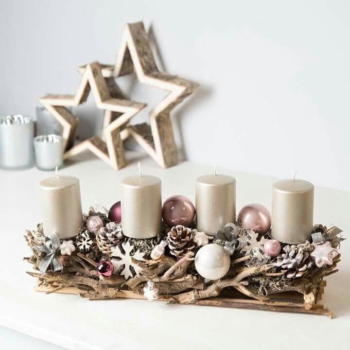 Advent Kerzen