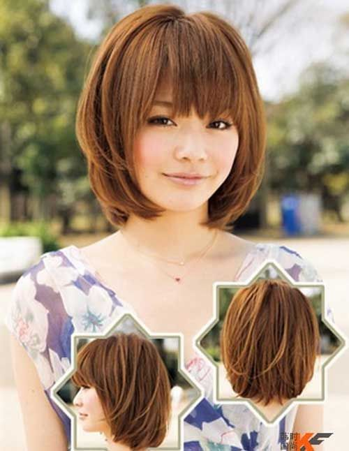 Super 1000 Ideas About Short Hairstyles With Bangs On Pinterest Short Hairstyles Gunalazisus