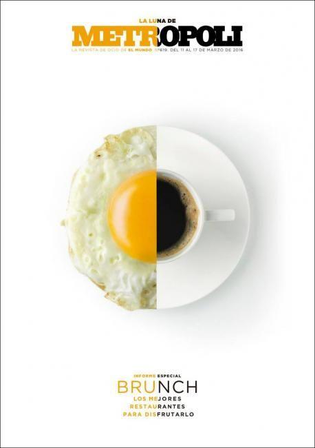 Cover La Luna de Metrópoli magazine, the weekly supplement of Spanish newspaper…