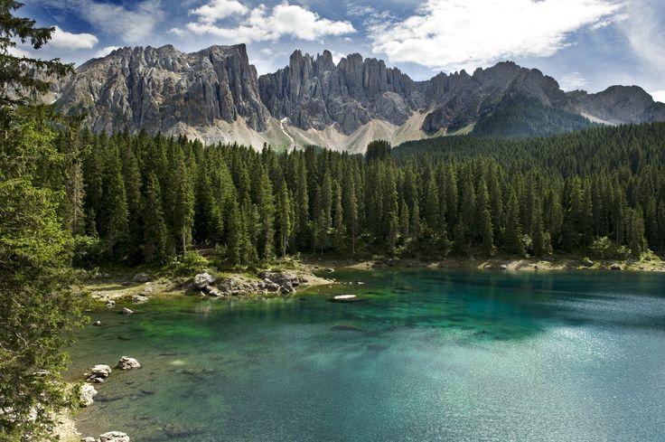 Karer See  Lago di Carezza