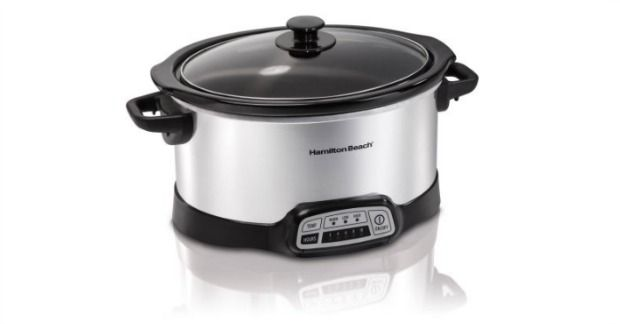 FREE Hamilton Beach Slow Cooker with TopCashBack!