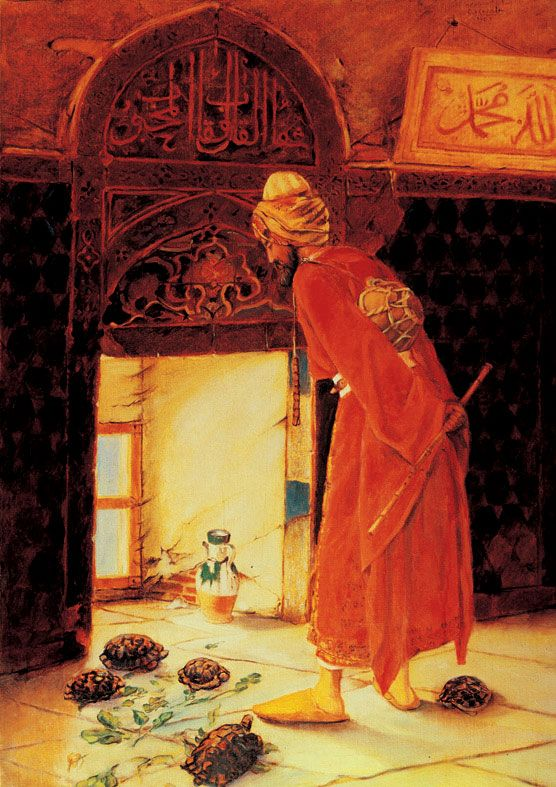 Osman Hamdi Beyin Eserleri