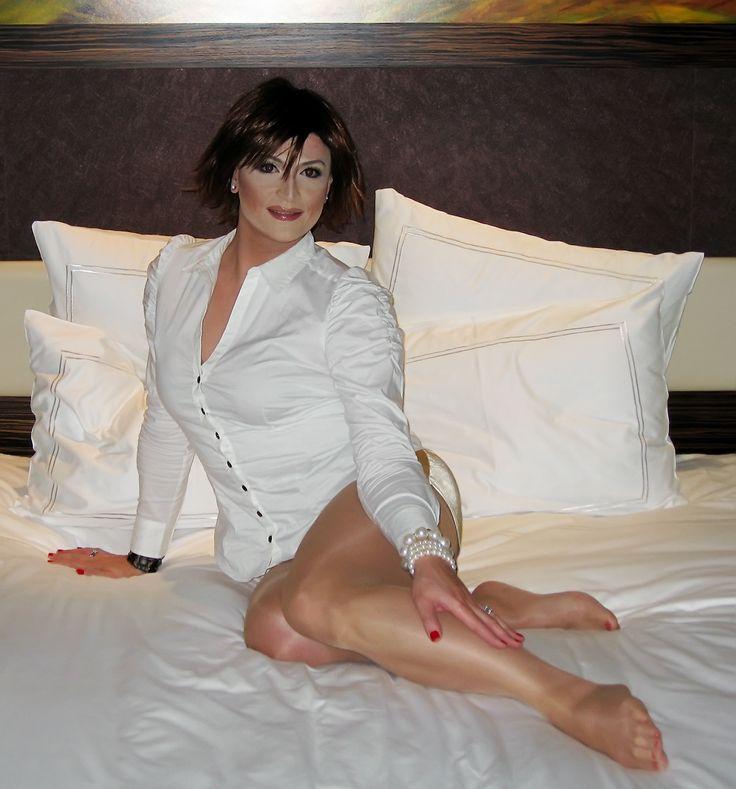 Tgirl Nylon Feet  Pantyhose  Pinterest  Crossdressers
