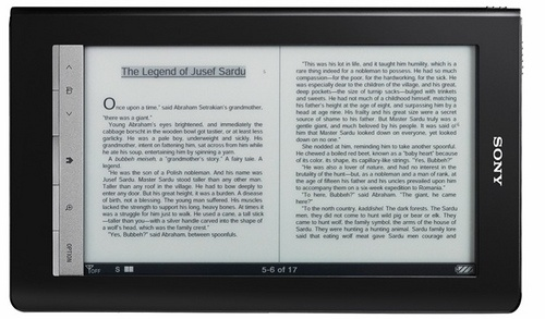 http://www.howcaniloseunwantedfat.com Sony has jumped onto the ePub bandwagon and that's good for libraries wishing to loan out eReaders to patrons. The ePub format is open and benefits from thousands of titles inside the Google archive.