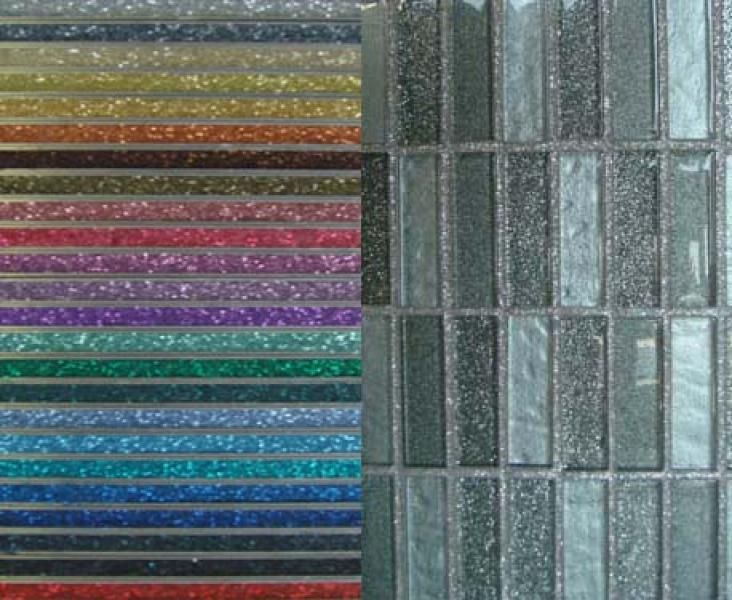 Glitter Grout For Mosaic Tiles By Mapei Mapeglitter