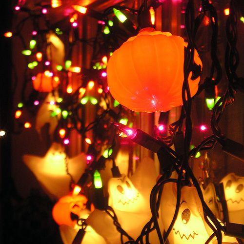 halloween lights pumpkin decorationshalloween