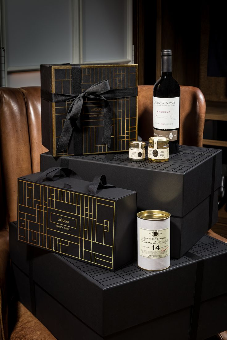 JNcQUOI Christmas Hampers.