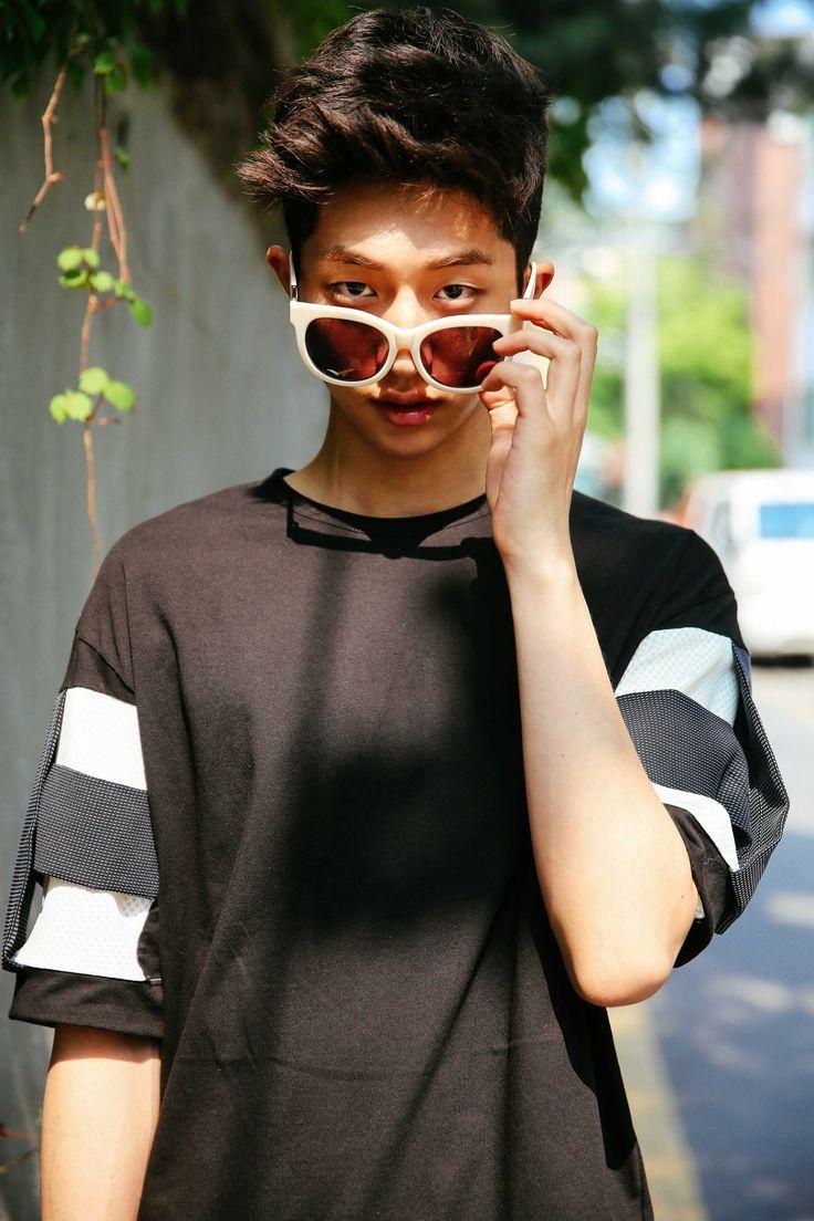 NAM JUHYUK [남주혁][LOOKTIQUE] Thursday Island 2014 Summer Lookbook REALWAY FASHION MAGAZINE YG Kplus X LOOKTIQUE