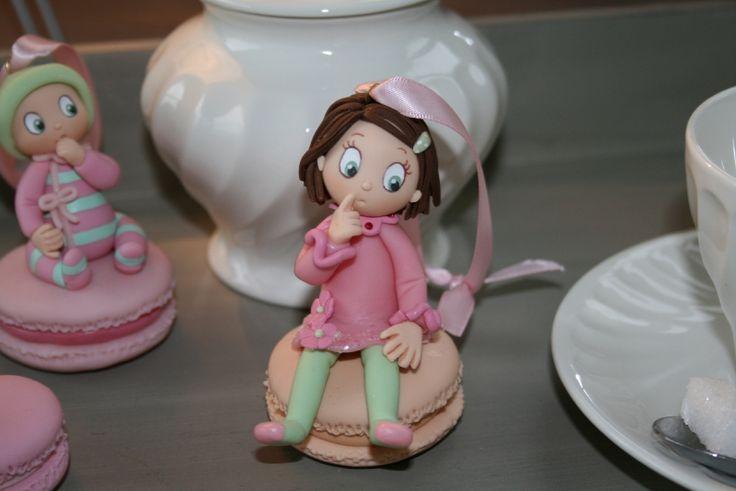 Gourmandises de Noël porcelana fria polymer clay