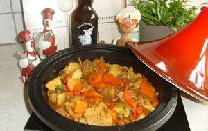 tajine met kip en groenten - recepten zoeken op Volrecepten.be