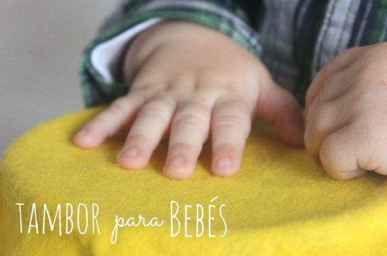 Tambor para bebés… con latas de leche   Blog de BabyCenter
