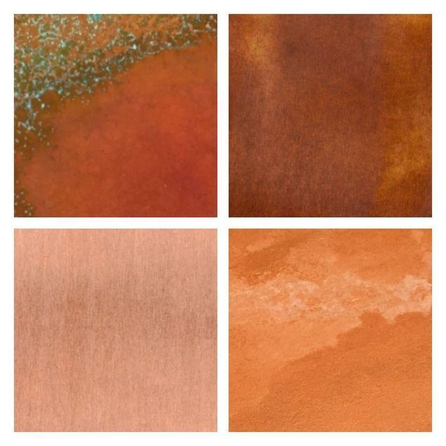 Turn Boring Countertops To Copper For 20 Concrete