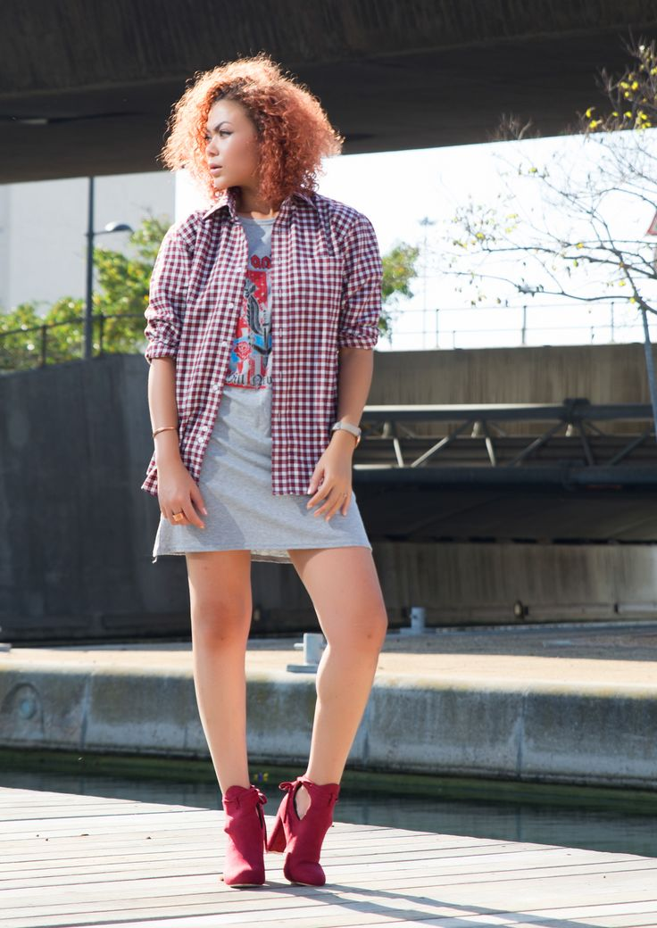 PLAID SHIRTS - How to style your plaid shirt