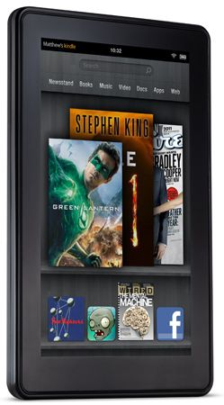 JP Morgan: Amazon Kindle Fire an unimpressive 'stepping stone'