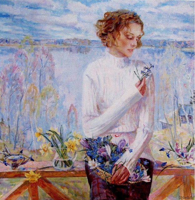 Natalia Tour  1972 | Russian Figurative Painter