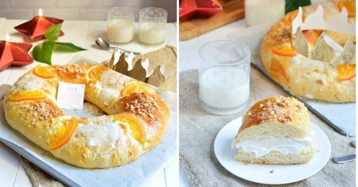 Roscón de Reyes fácil: ¡no pongas excusas para no hacerlo!