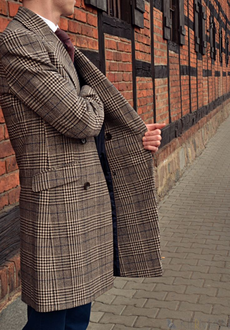Tesco Double-Breasted Coat / Płaszcz z Tesco  #tescocoat #tescodoublebreasted #tescopow #kierman #kiermanstyle