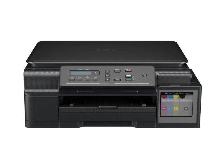 Fitur multifungsi printer Brother DCP-T300 yg direview oleh majalah @CHIPIndonesia :)