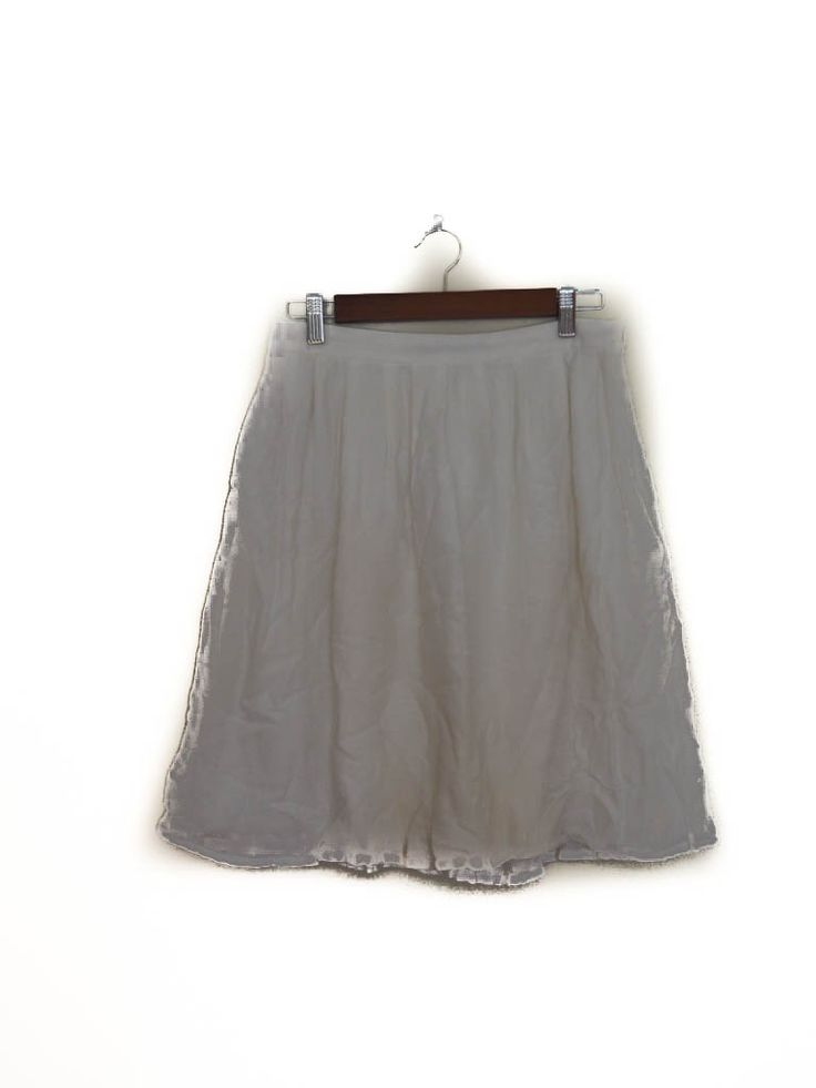 Falda midi blanca, primavera verano, Pull&Bear Midi skirt, skater, white, Spring Summer