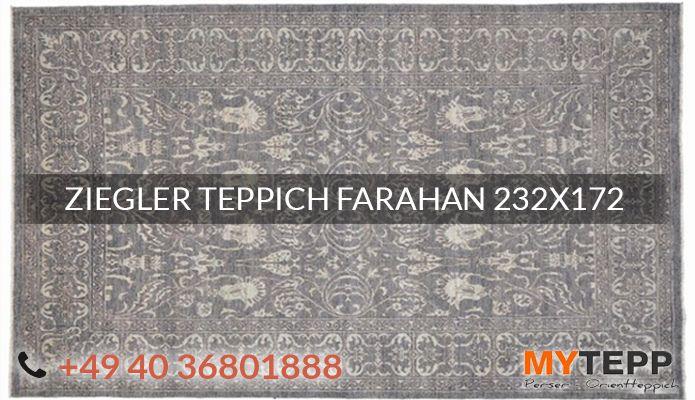Ziegler Perser Teppich Farahan 232x172 : Wir führen eine große Auswahl an hochwertigen #ziegler #Perser #farahan #Teppich 100% Wolle. Bestellen Sie jetzt und sparen Sie in unserem Herbst Sale. Rufen Sie uns an 0049.40.36801888