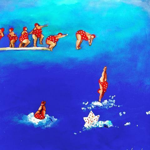 #CristinaTrovatoArte #oleo #gallery #gordas - cristinatrovato_arte