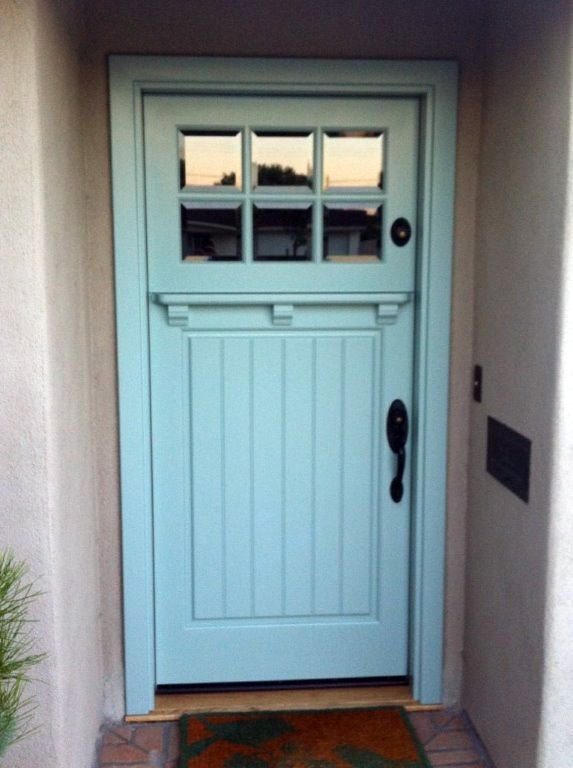Dutch Door Dsc