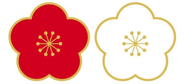 イラレで(手抜き)梅の花の描き方 | 鈴木メモ
