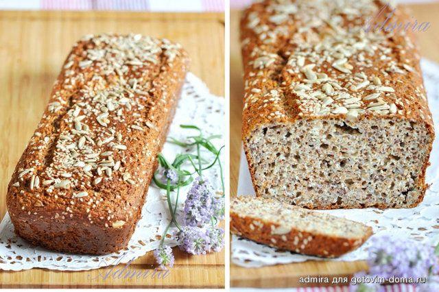 Белковый хлеб (диетический) • Хлебобулочные изделия