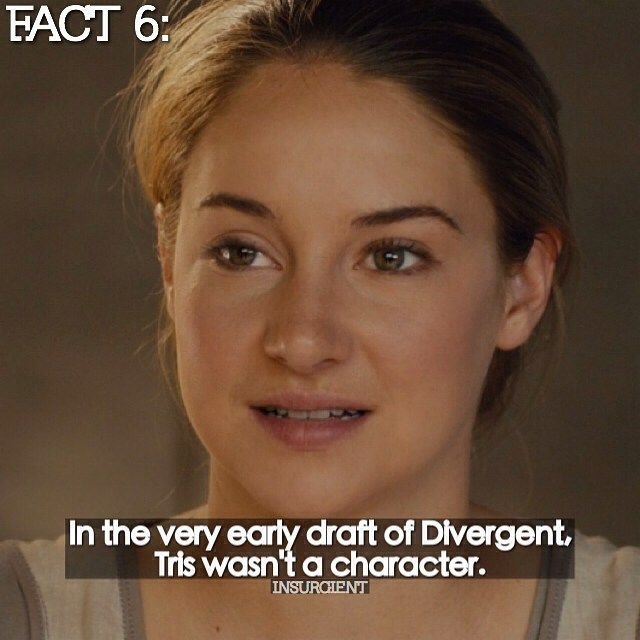 Divergent Characters - Divergent Factions - Book and Movie News