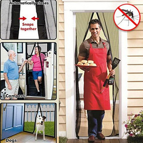 Magnetic Flyscreen Door Protector ** Details can be found by clicking on the image. (This is an affiliate link and I receive a commission for the sales)