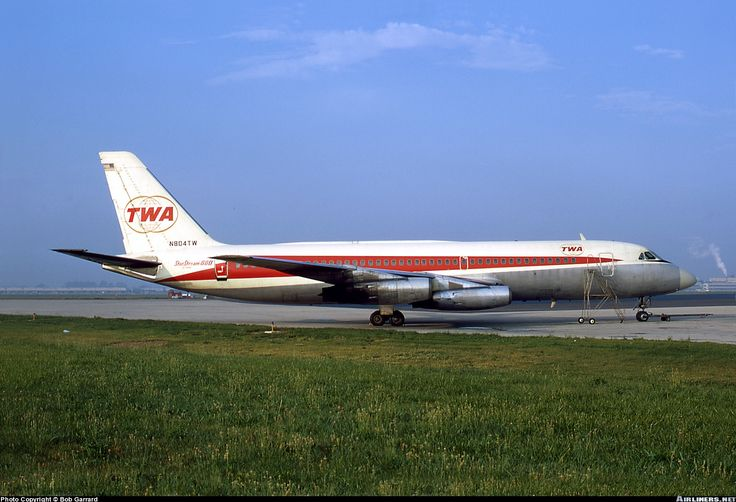 Trans World Airlines Convair 880