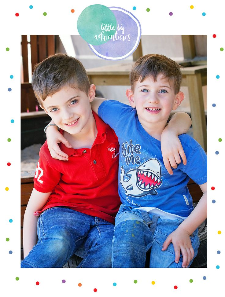 Brothers <3  Melbourne Kinder Photography