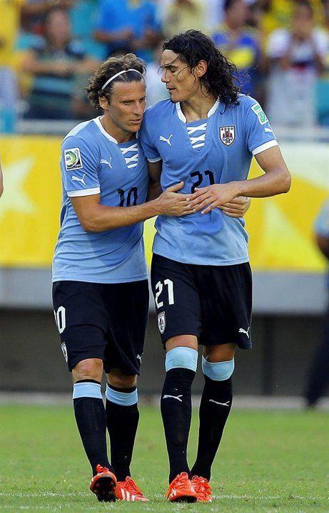 Vamos Uruguay!