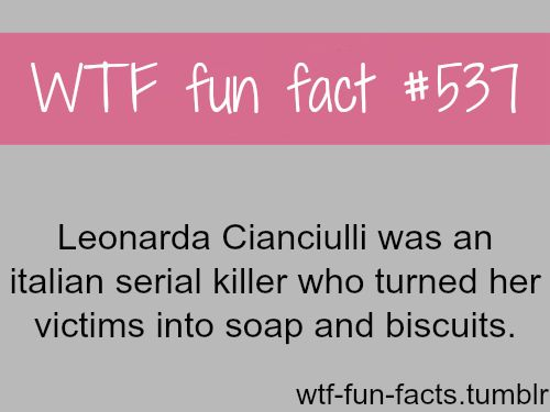 MORE OF WTF-FUN-FACTS are coming HERE  funny and weird facts ONLY- The fak did i just read D: