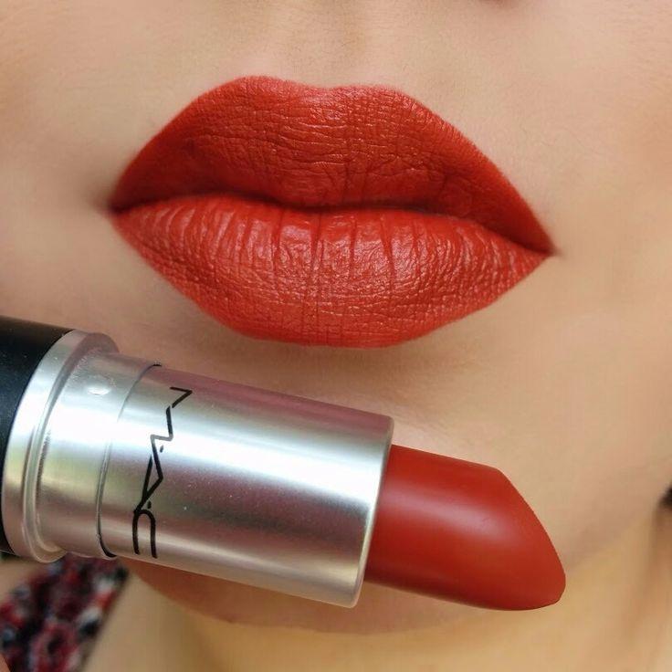 mac chili lipstick - Cerca con Google