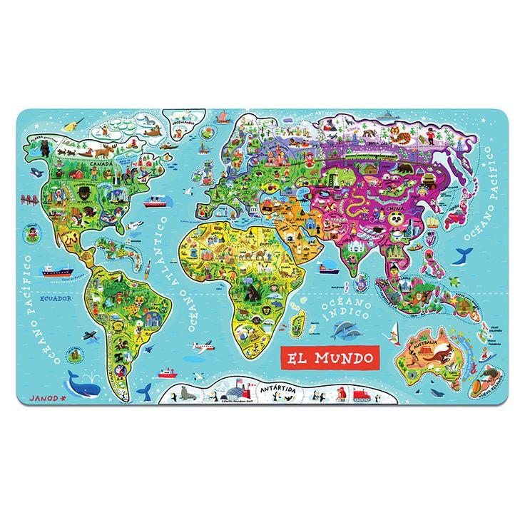 Ms de 25 ideas increbles sobre Continentes y ocanos en
