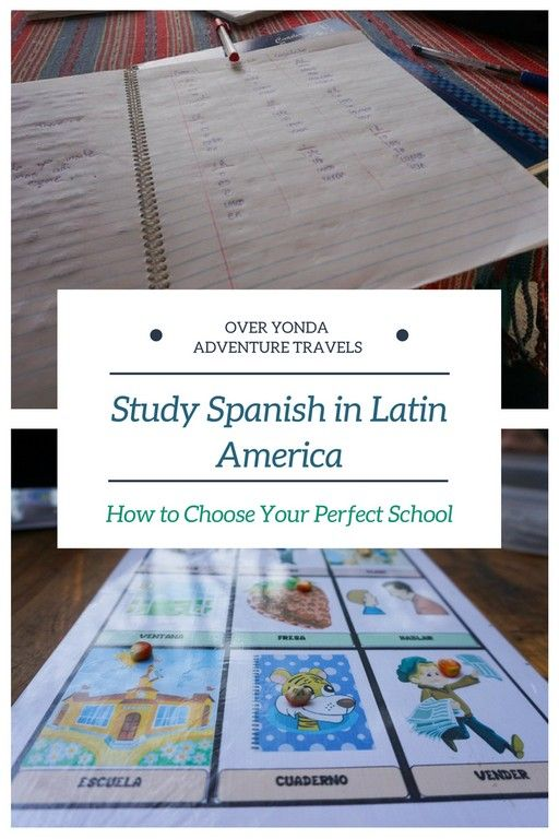 Overlanding through the Americas means that you will end up spending quite some time amongst the Spanish speaking locals. Here's our guide to finding your perfect school to study Spanish with.